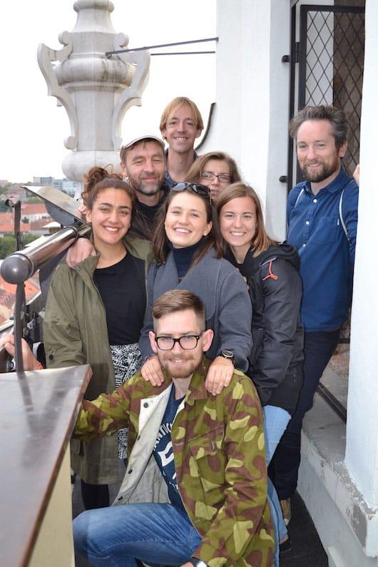 Vilnius - group 2 (by Marek)