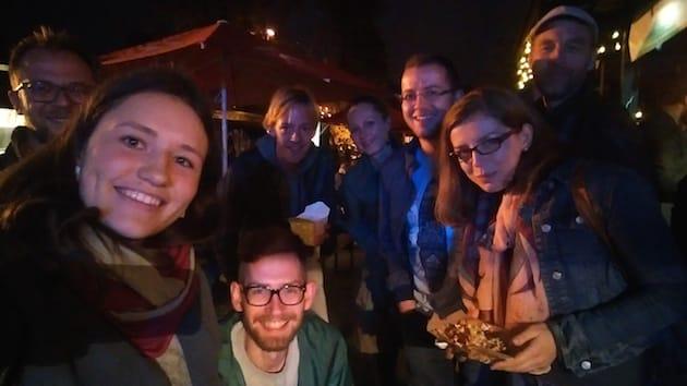 Meeting Spotters in Riga, Vilnius & Thessaloniki