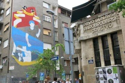 Weekend in Belgrade