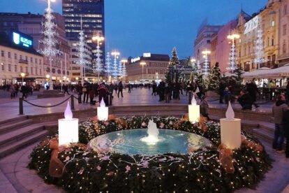 Advent u Zagrebu Zagreb