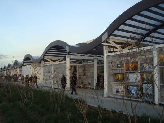 New art fair (by Alexander Deltsov)
