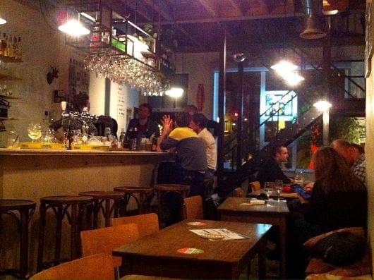 Bar Leon, Antwerp (by Igor Daems)