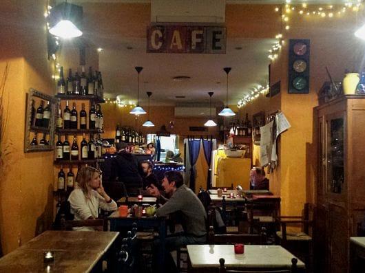 Cafè Cafè, Rome ( by Ivan Marra)