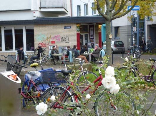 Café Goldmund, Cologne ( by Judith Salamon)