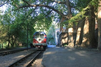 Children's Railway Yerevan