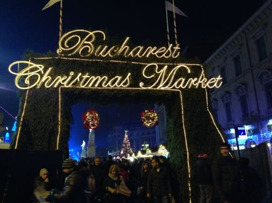 Christmas Market, Bucharest (by Alexandru Olteanu)