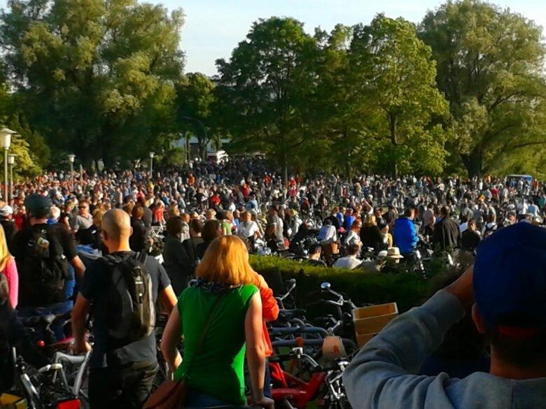 Critical Mass Hamburg