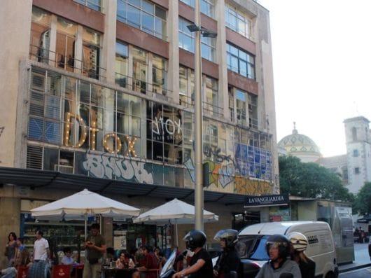 Dtox Hair Salon Barcelona (by Ilse de Ridder)