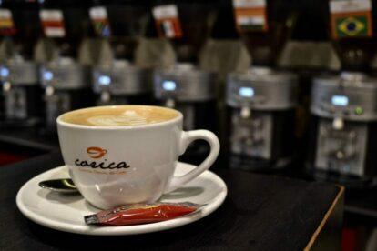 Café Corica Brussels