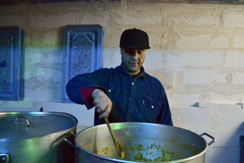 Dinner 123 Logements Brussels