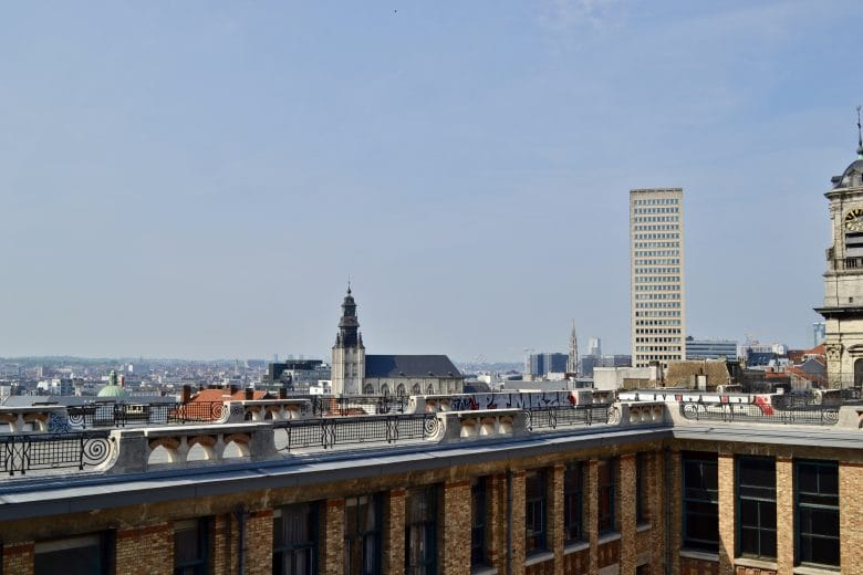 Place Poelaert Brussels
