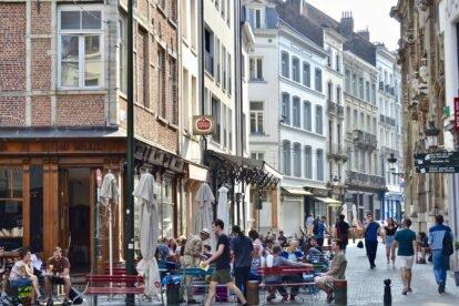 Au Soleil Brussels