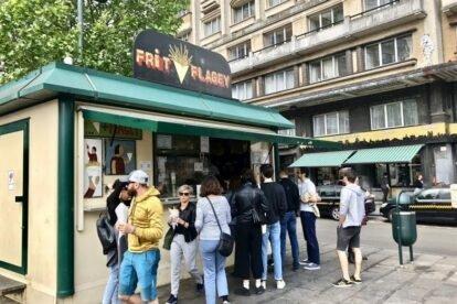 Frit Flagey Brussels