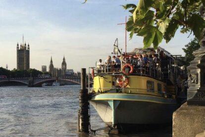 Tamesis Dock London bars