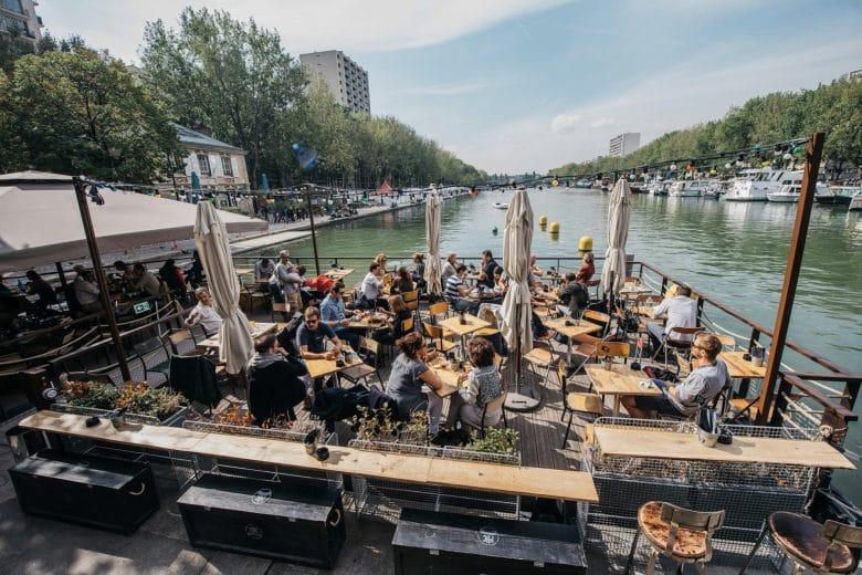 Paname Brewing Company Paris summer bars