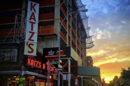 Katz's Deli New York