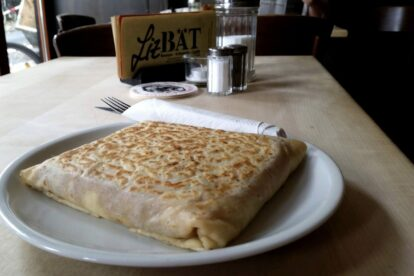 LizBät Cologne pancakes