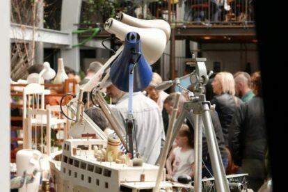 Vintaga and flea market Glasgow