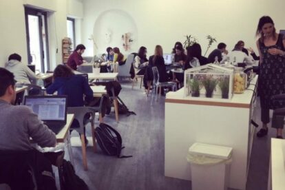 Coffice Milan co-working spaces