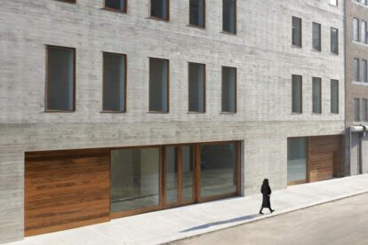 David Zwirner Hallery Ne York architecture