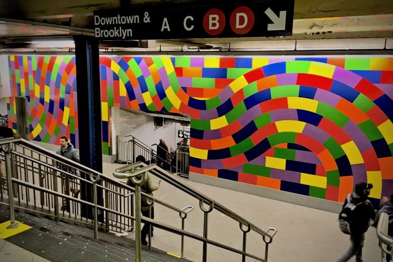 Whirls and Twirls New York architecture