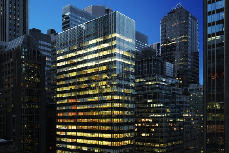 The Lever House New York architecture