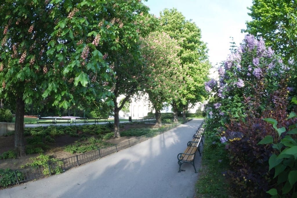 Türkenschanzpark Vienna