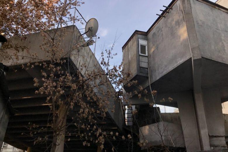 Moscow Cinema open air Yerevan