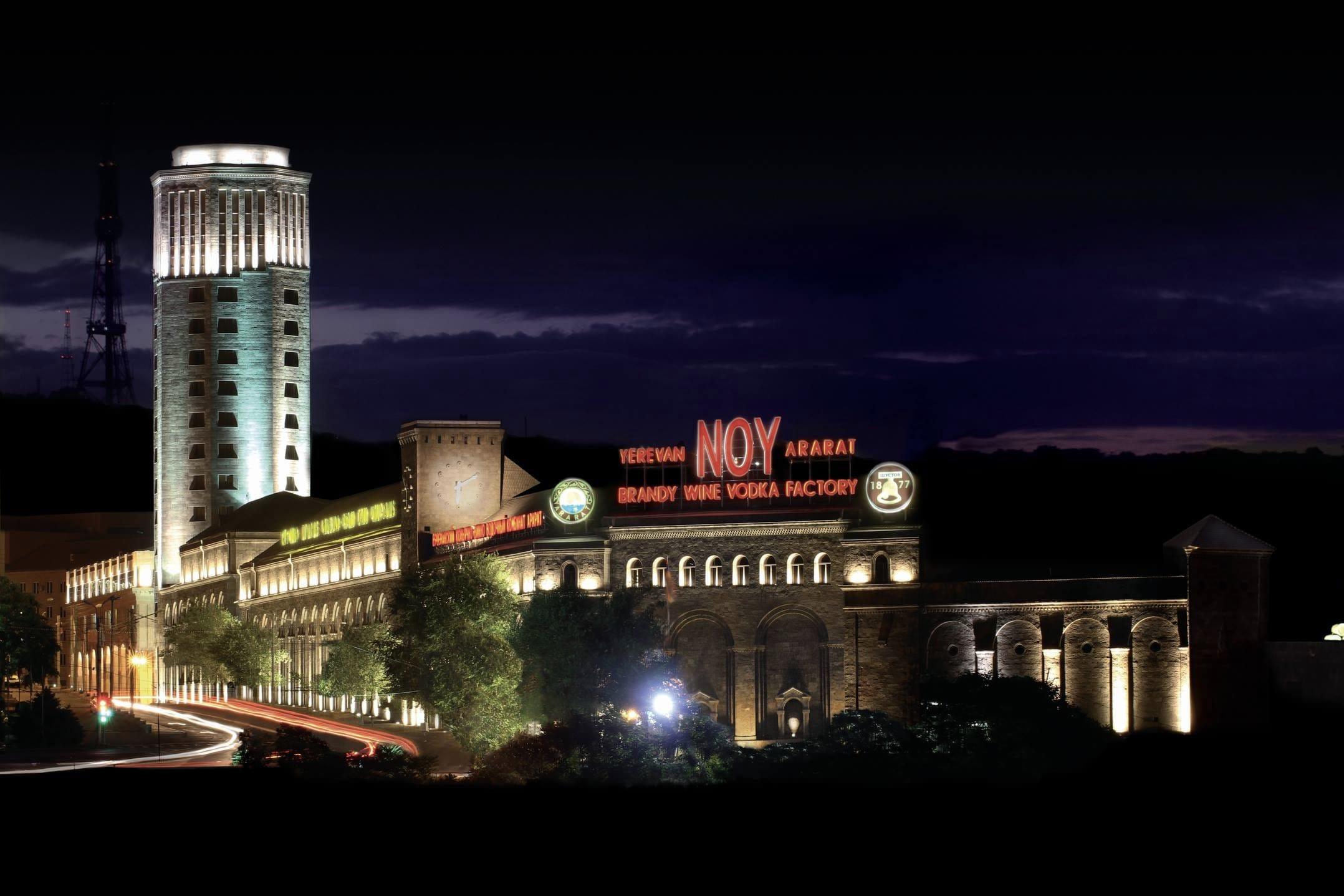 Noy Wine Factory Yerevan