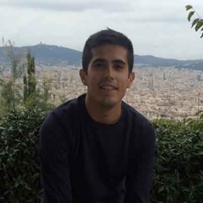 Gerard Pinar - Barcelona