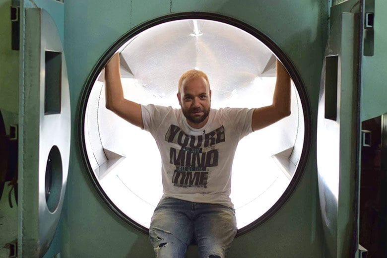 Giannis Sykomanis- Thessaloniki