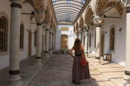 Hanikah an example of Ottoman architecture in Sarajevo