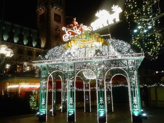 Historic Christmas Market, Hamburg (by Ute Kreitz)