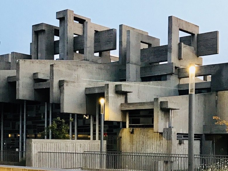 10 Eye-Catching Brutalist Architecture Works in Europe