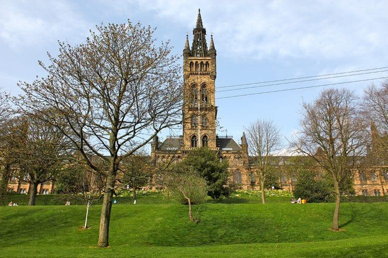 Kelvingrove Glasgow parks
