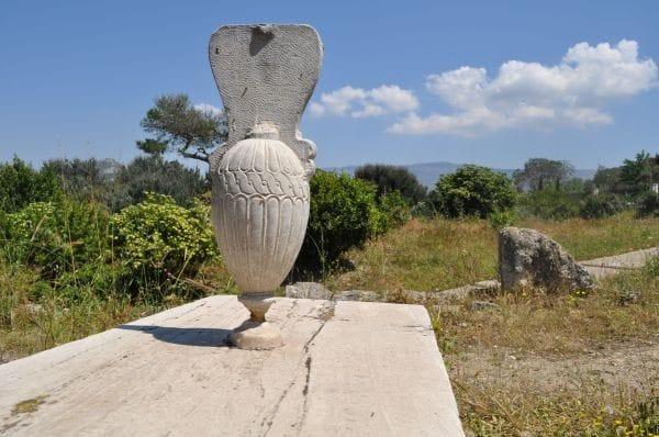 Kerameikos Athens (by Marilena Salamanou)