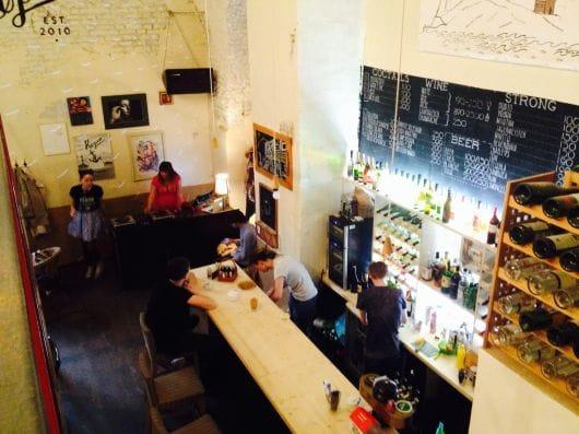 Kopen bar, Saint Petersburg (by Dmitry Privalovich)