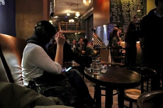 Mika Tivadar Bar Budapest (by Ormos József)