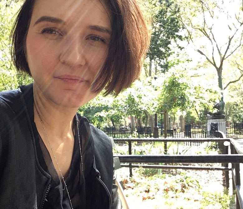 Natalia Stepanova- Moscow