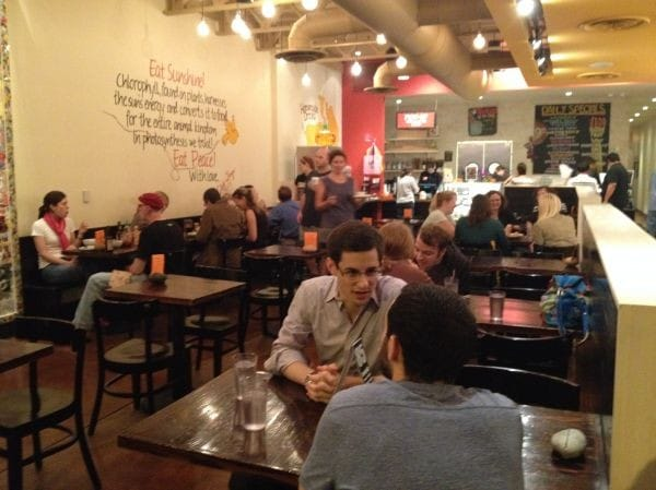 Native Foods Cafe, Chicago (by Jeremy Siegel)