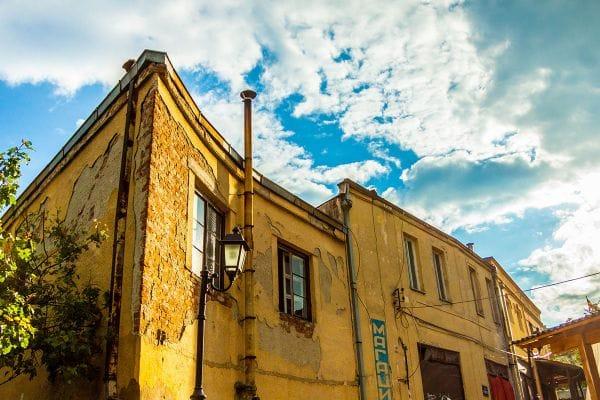 Old Bazaar - by Vladimir Ristevski