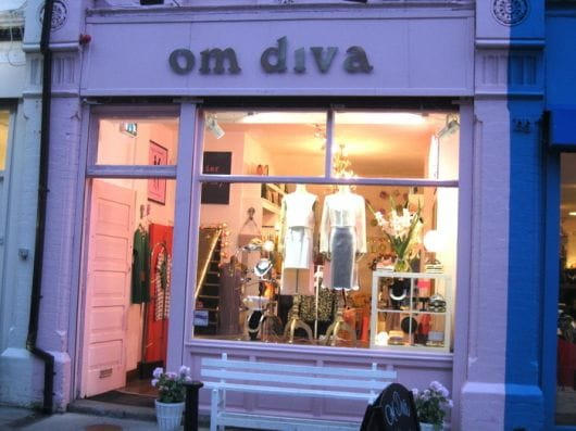 Om Diva  Dublin (by Jess Lacey)