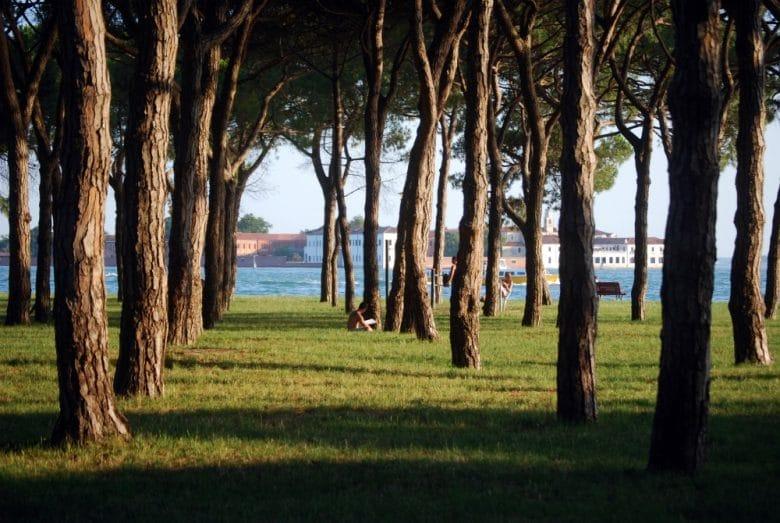 Parcp delle Rimembranze Venice