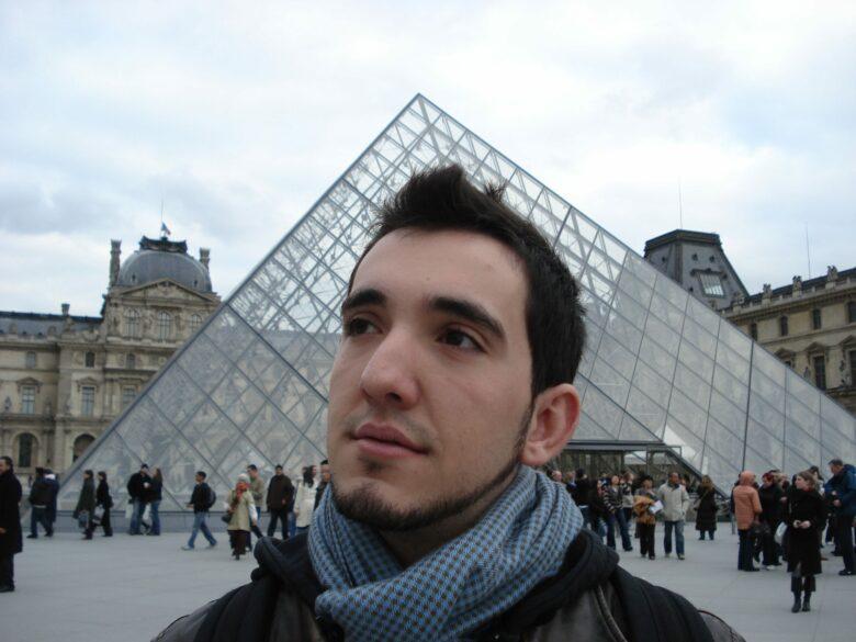 Pablo in Paris