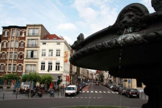 Place Rouppe (by Theophane Raballand)