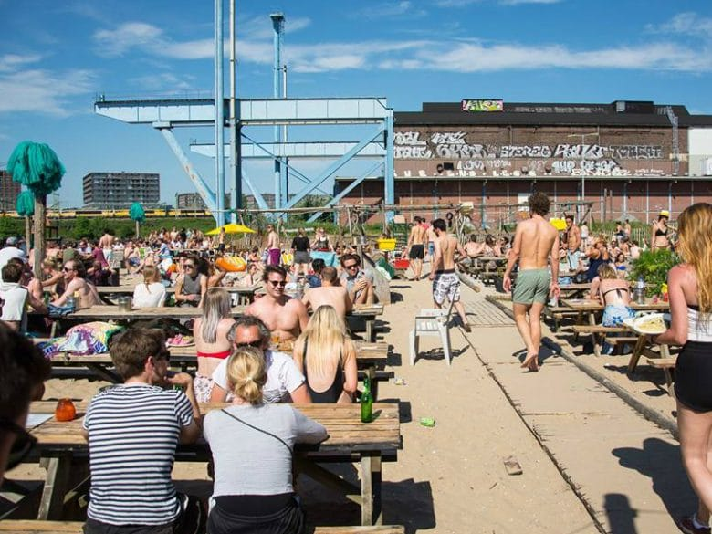 Roest Amsterdam bars