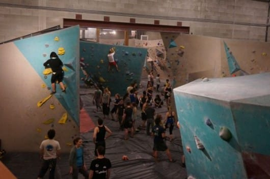 Seattle Bouldering Project, Seattle (by Daniel Lim)