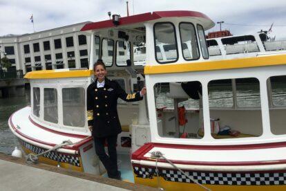 San Francisco Water Taxi