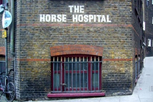 The Horse Hospital London (by Matt Bramford)