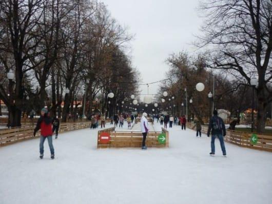 Gorky Park Moscow (by Denis Tretyakov)